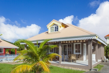 356 Villa  Tamarins Martinique - Sainte Anne -