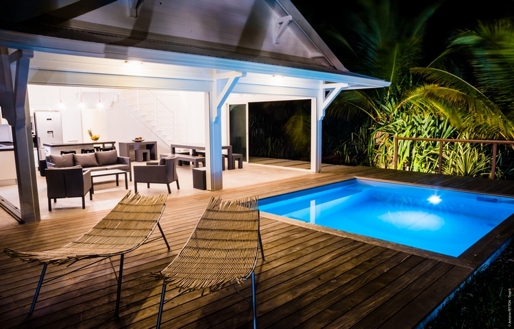 location villa martinique ever Blue Vauclin la vie facile